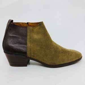 Madewell The Charley Boot Sz 11 $198